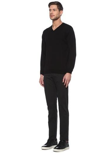 Corneliani Id Pantolon Siyah